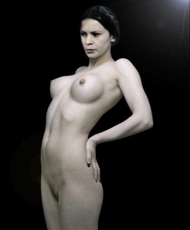 Петра Блосси голая. Фото - 4