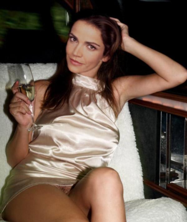 Ребекка Иммануэль голая. Фото - 2