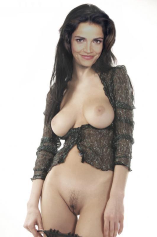 Ребекка Иммануэль голая. Фото - 3