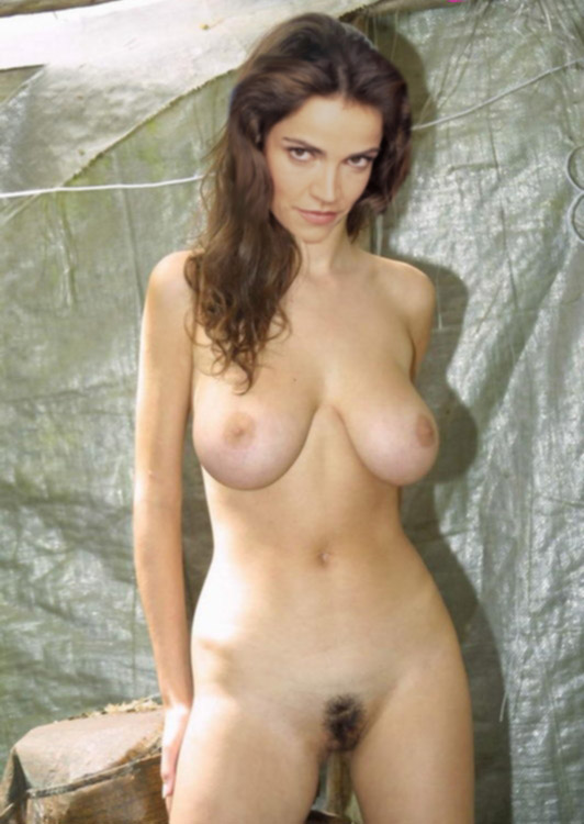 Ребекка Иммануэль голая. Фото - 6