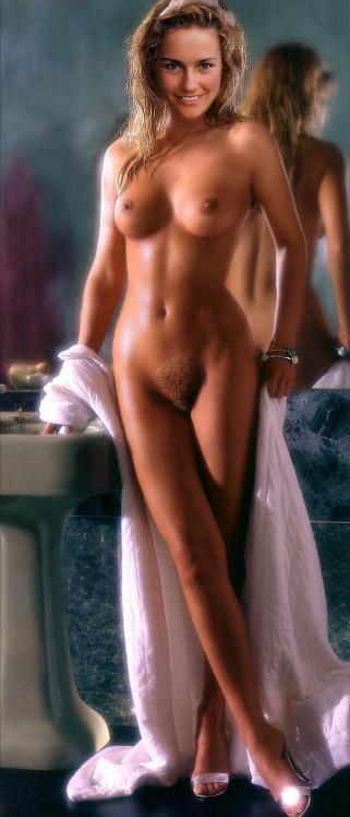 Рея Хардер-Венневальд голая. Фото - 16