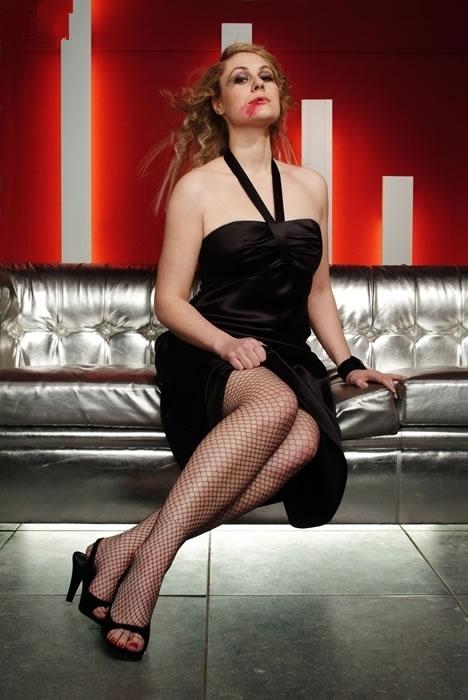 Рут Мошнер голая. Фото - 1