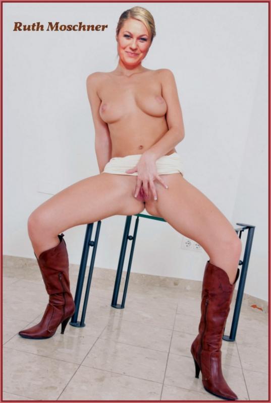 Рут Мошнер голая. Фото - 19