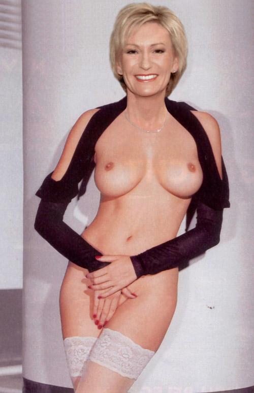 Сабина Кристиансен голая. Фото - 14