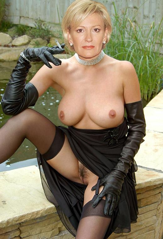 Сабина Кристиансен голая. Фото - 18