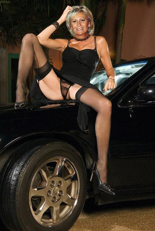 Сабина Кристиансен голая. Фото - 21