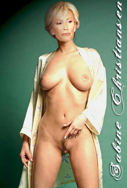 Сабина Кристиансен голая. Фото - 28