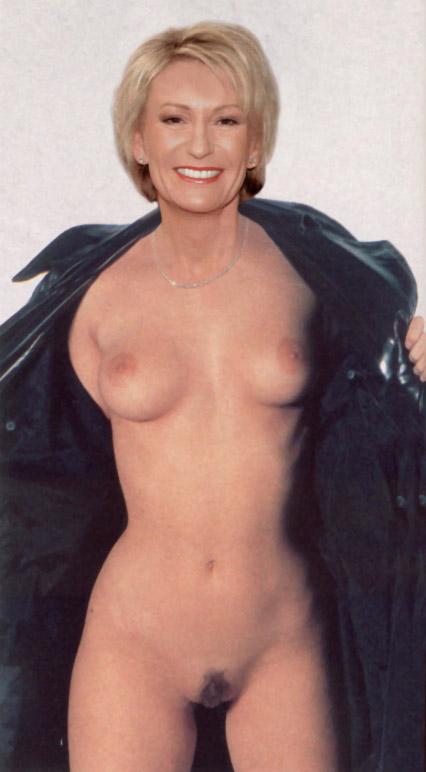 Сабина Кристиансен голая. Фото - 3