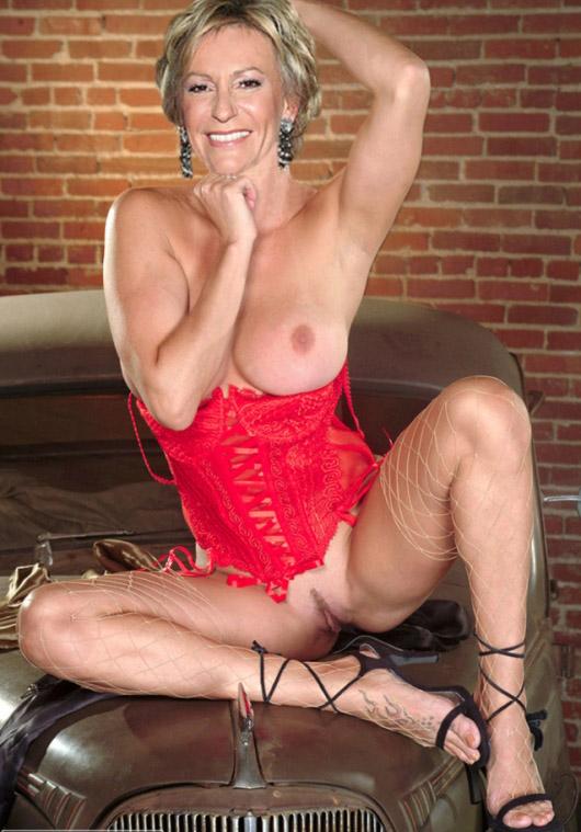 Сабина Кристиансен голая. Фото - 34