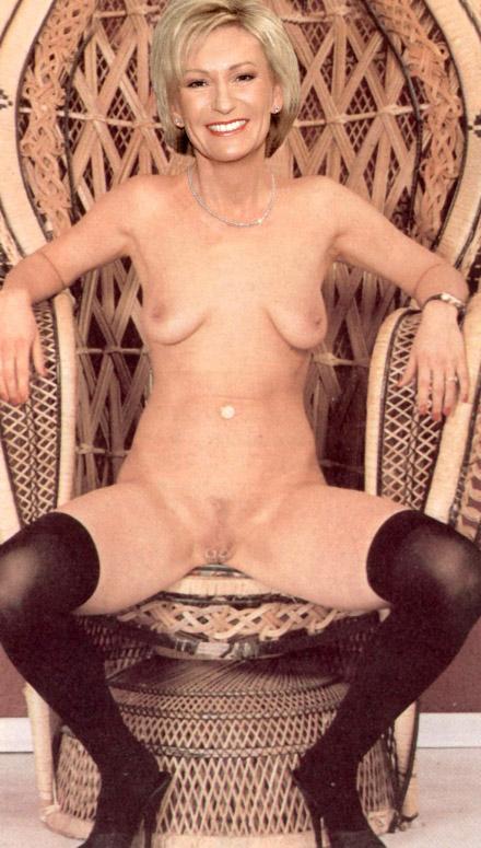 Сабина Кристиансен голая. Фото - 4