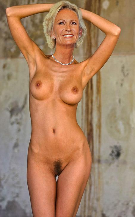Сабина Кристиансен голая. Фото - 5
