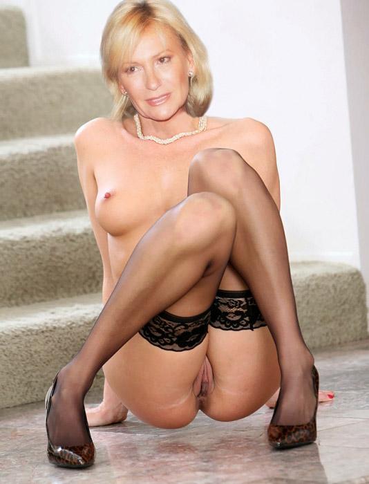Сабина Кристиансен голая. Фото - 50
