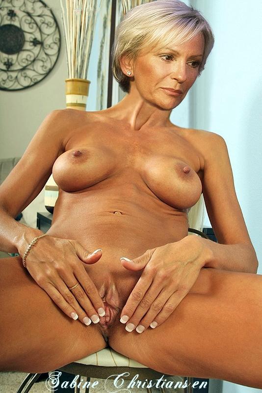 Сабина Кристиансен голая. Фото - 55