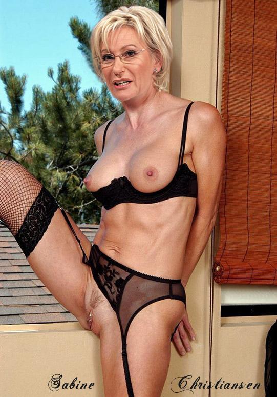 Сабина Кристиансен голая. Фото - 60