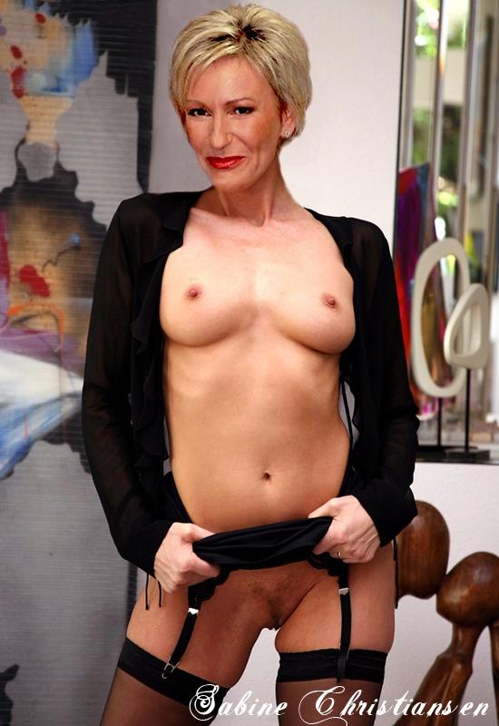 Сабина Кристиансен голая. Фото - 62