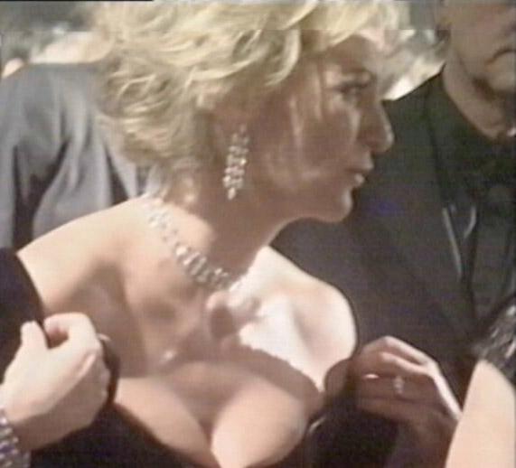Сабина Кристиансен голая. Фото - 69