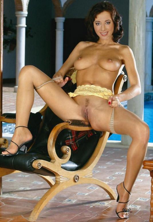 Сабина Сауэр голая. Фото - 11