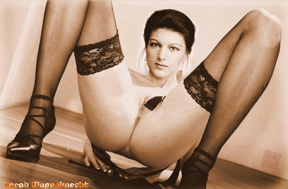 Sahra Wagenknecht Nackt. Fotografie - 10