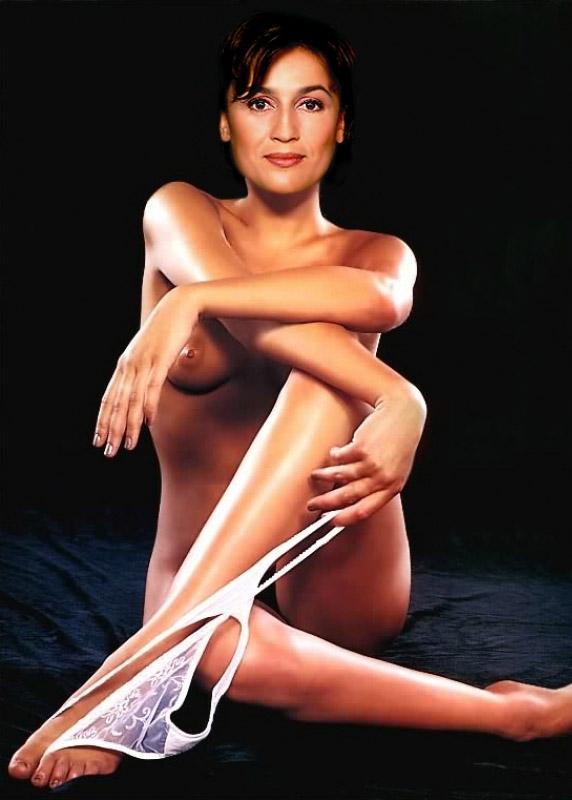 Сандра Майшбергер голая. Фото - 1
