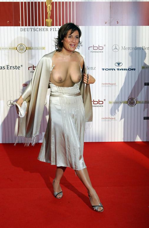 Сандра Майшбергер голая. Фото - 2