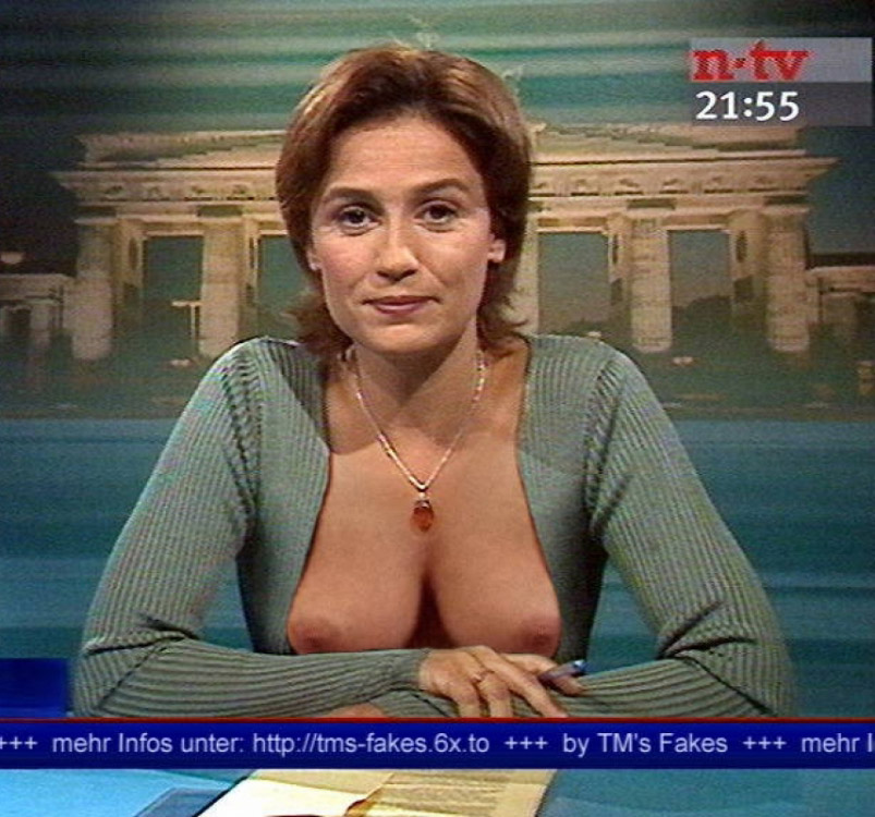 Сандра Майшбергер голая. Фото - 4