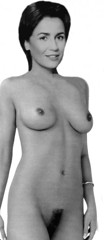 Сандра Майшбергер голая. Фото - 7