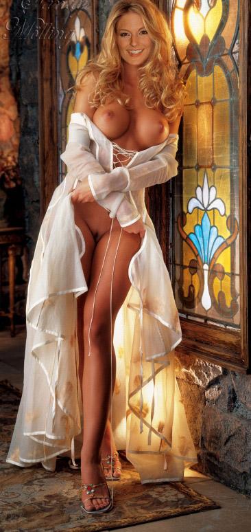 Сэнди Мёллинг голая. Фото - 1