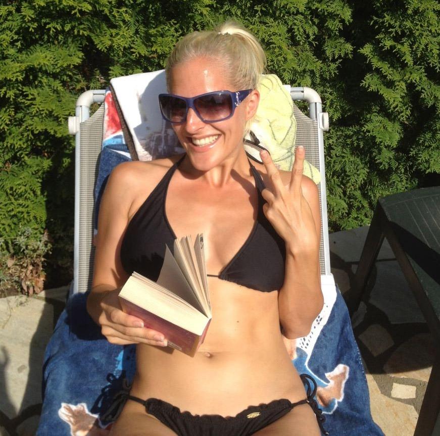 Сэнди Мёллинг голая. Фото - 54