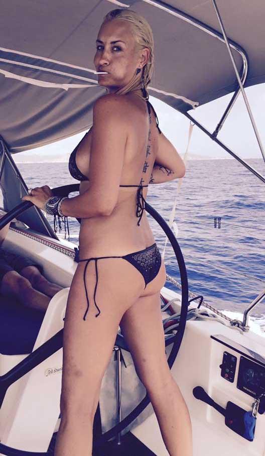 Сара Коннор голая. Фото - 10
