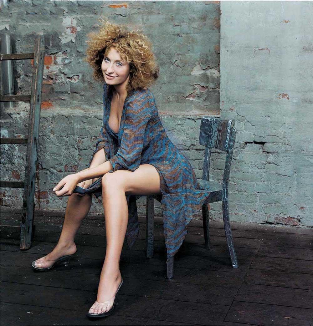 Сара Коннор голая. Фото - 77