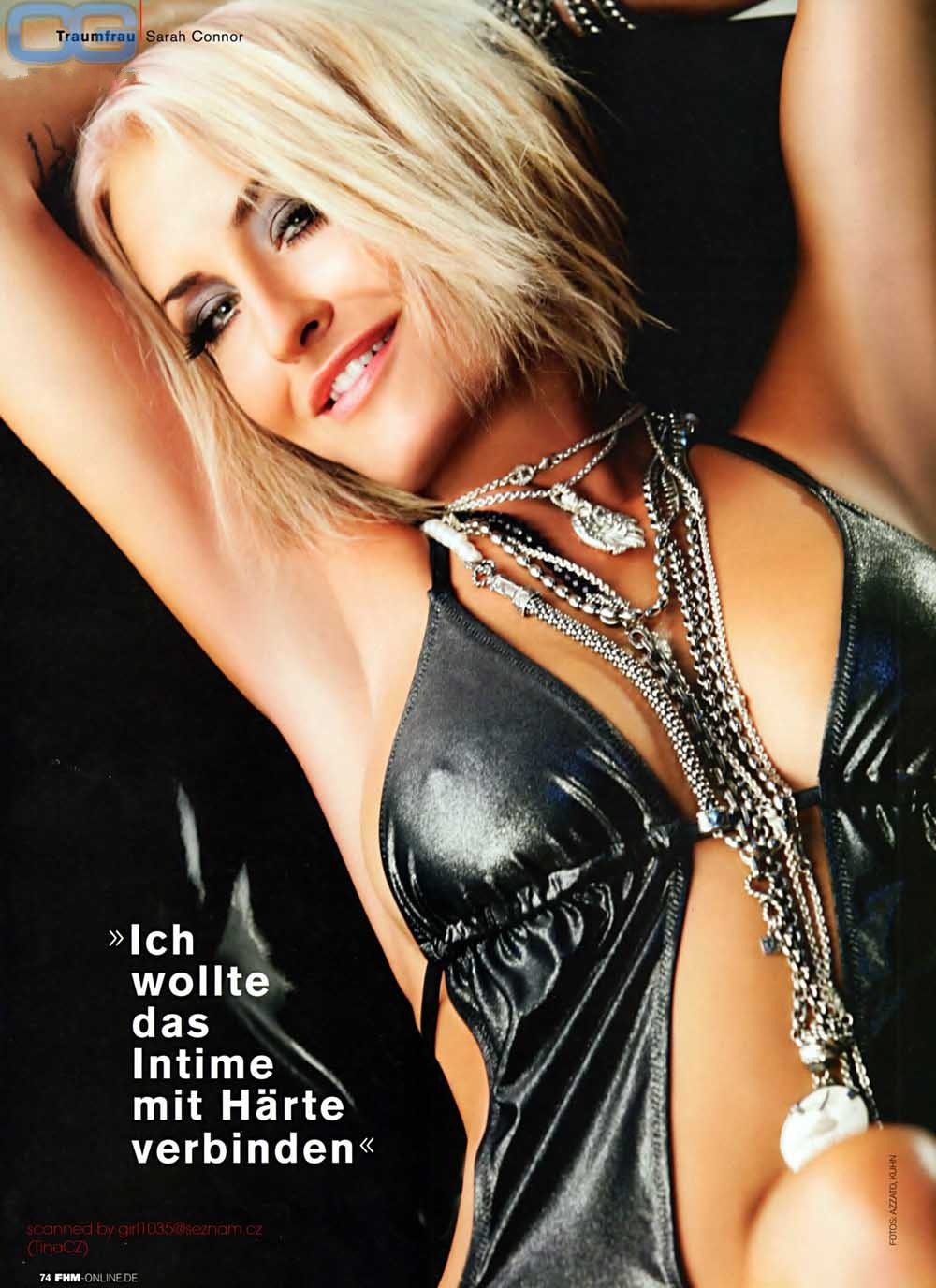 Sarah Connor Nude  Sexystarsonline - Hottest Celebrity -6764
