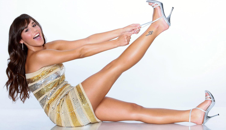 Сара Ломбарди голая. Фото - 1