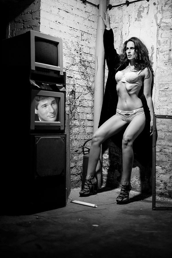 Сарализа Фольм голая. Фото - 11