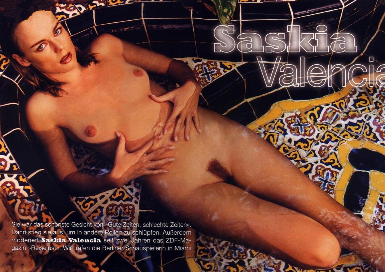 Саския Валенсиа голая. Фото - 4