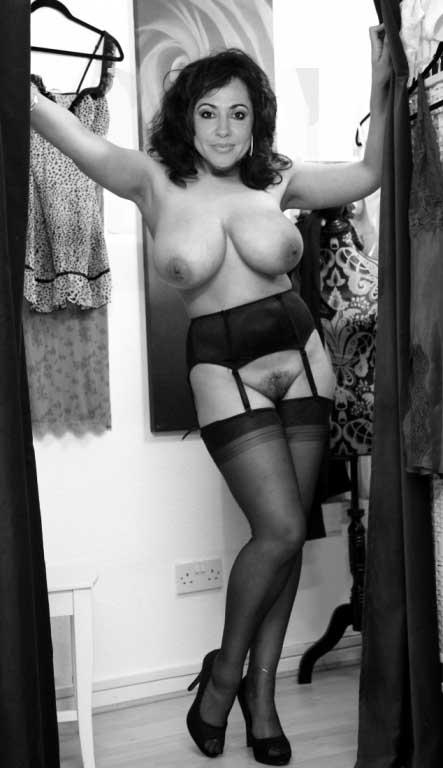 Simone Thomalla Nackt. Fotografie - 1