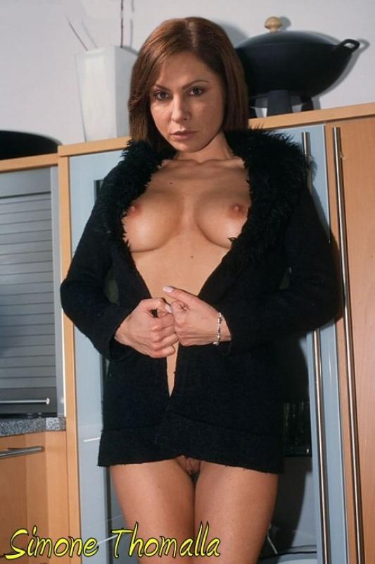 Simone Thomalla Nackt. Fotografie - 13