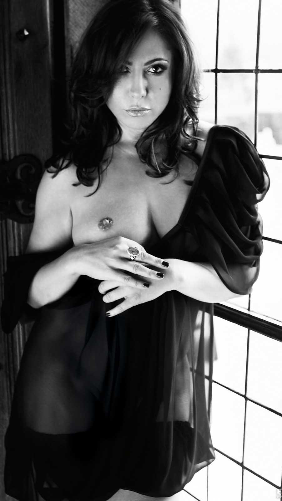 Simone Thomalla Nackt. Fotografie - 32