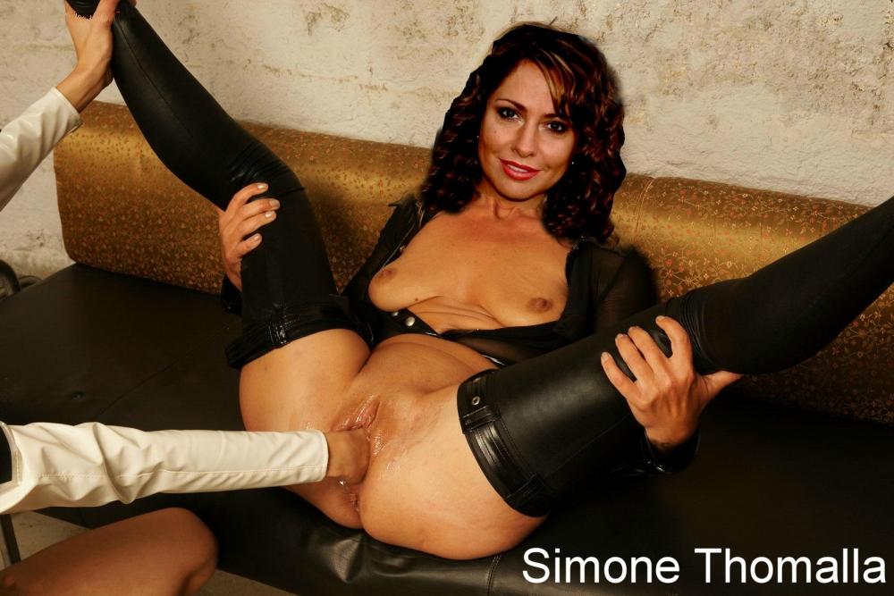 Simone Thomalla Nackt. Fotografie - 37