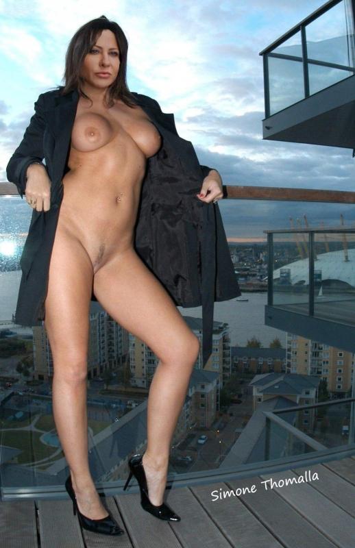 Simone Thomalla Nackt. Fotografie - 4
