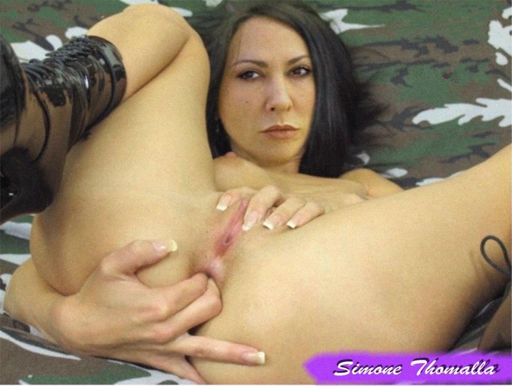 Simone Thomalla Nackt. Fotografie - 49
