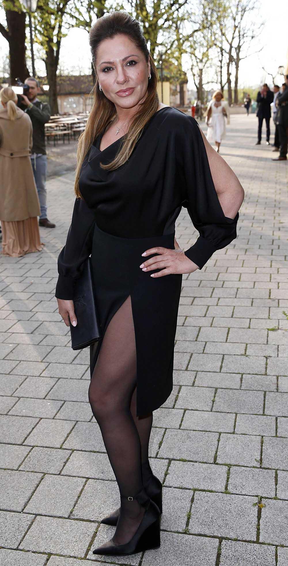 Simone Thomalla Nackt. Fotografie - 61