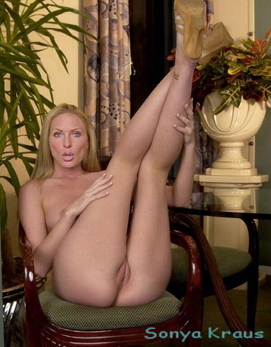 Соня Краус голая. Фото - 67