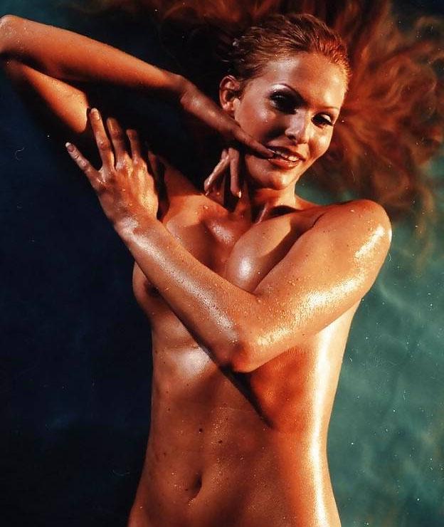 Соня Краус голая. Фото - 79