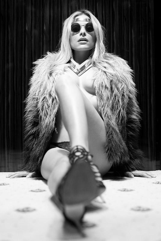 Sophia Thomalla Nackt. Fotografie - 11
