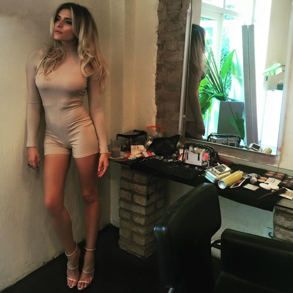 Sophia Thomalla Nackt. Fotografie - 32