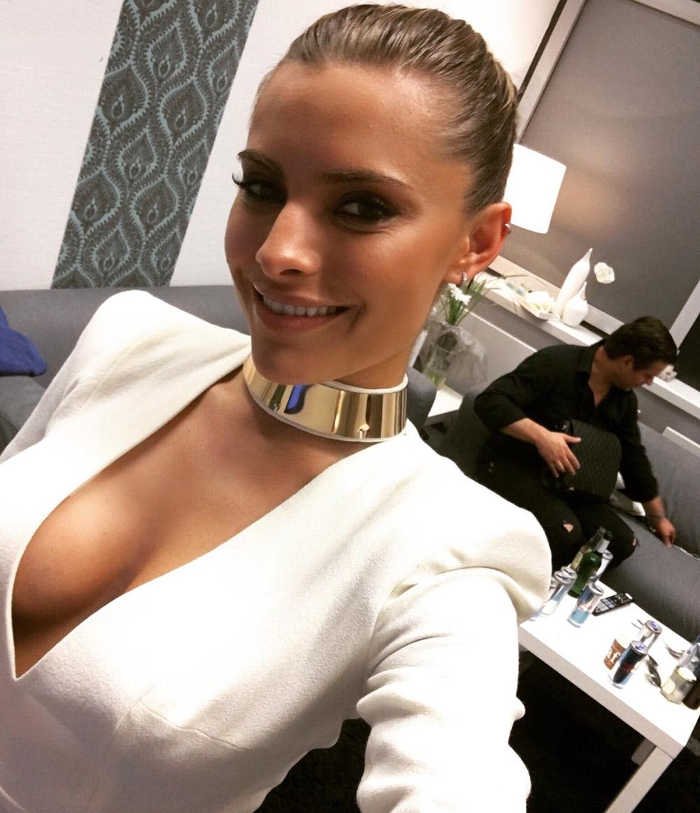 Sophia Thomalla Nackt. Fotografie - 42
