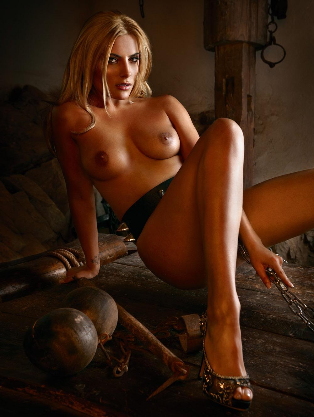 Sophia Thomalla Nackt. Fotografie - 47