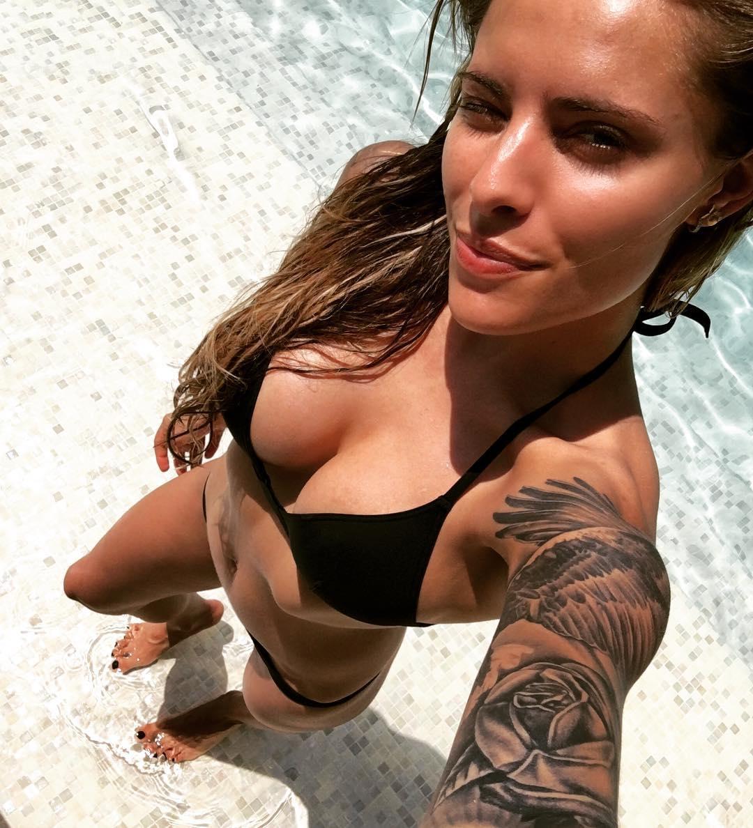 Sophia Thomalla Nackt. Fotografie - 65