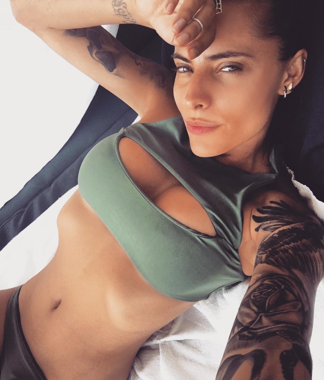 Sophia Thomalla Nackt. Fotografie - 66