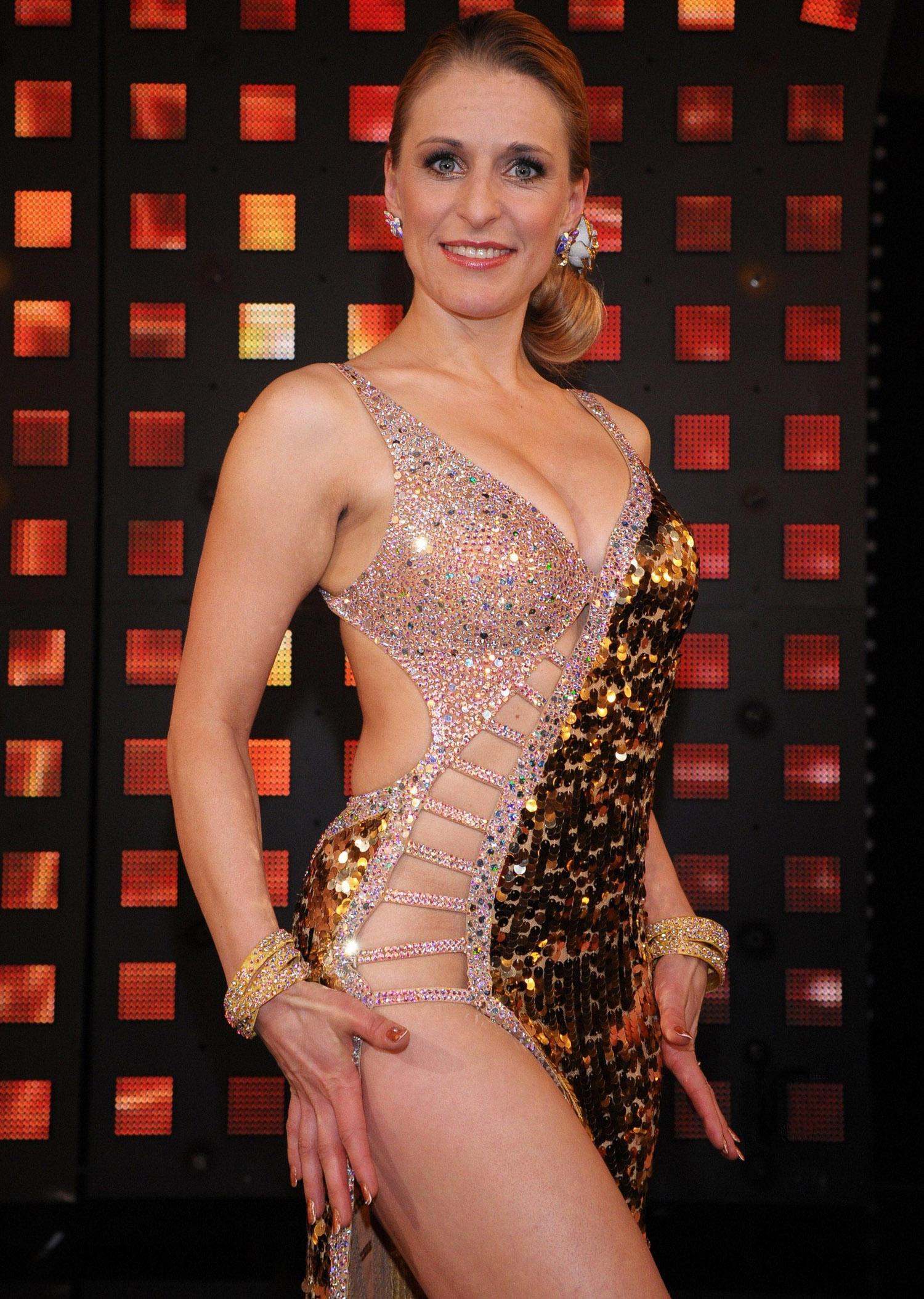 Stefanie Hertel Nude  Sexystarsonline - Hottest -7086